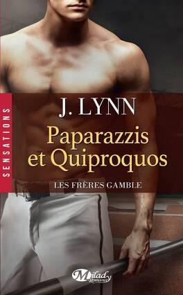 Couverture du livre : Les Frères Gamble, Tome 2 : Paparazzis et quiproquos