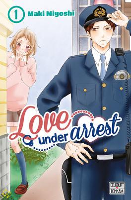 Couverture du livre : Love under Arrest, Tome 1