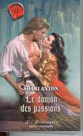 Les mariés de la Couronne, Tome 2 : Le donjon des passions