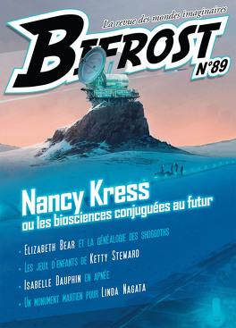 Couverture du livre : Bifrost n° 89