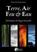 Terre, Air, Feu et Eau : Techniques de magie naturelle