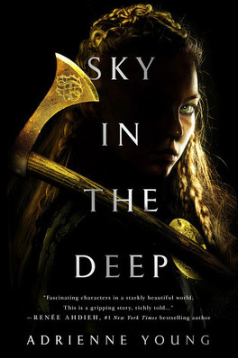 Couverture du livre : Sky in the Deep