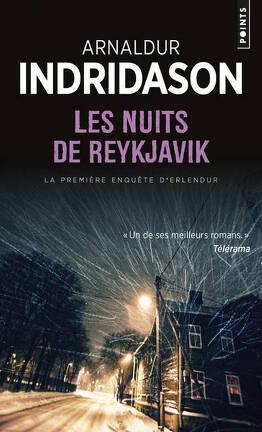 Couverture du livre : Les Nuits de Reykjavik
