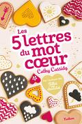 Les 5 Lettres du mot cœur