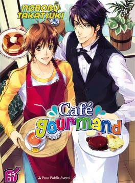 Couverture du livre : Café Gourmand