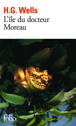 Couverture du livre : L'Île du docteur Moreau