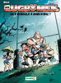 Les Rugbymen, tome 14 : On a déboulé à Marcatraz