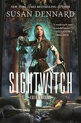 Couverture du livre : The Witchlands, tome 0.5 : Sightwitch