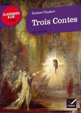 Couverture du livre : Trois contes