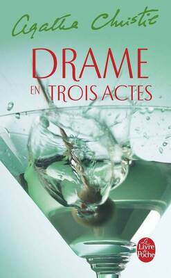 Couverture de Drame en trois actes