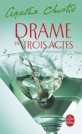 Couverture du livre : Drame en trois actes