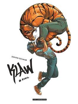 Couverture du livre : Klaw, Tome 1 : Éveil