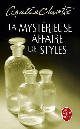 Couverture du livre : La Mystérieuse Affaire de Styles