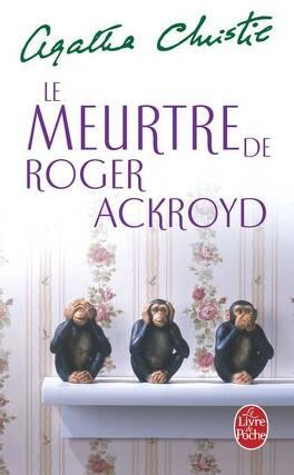 Couverture du livre : Le Meurtre de Roger Ackroyd