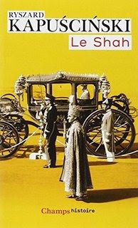 Couverture du livre : Le Shah