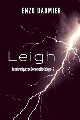 Couverture du livre : Leigh (Dormeveille College t. 2)