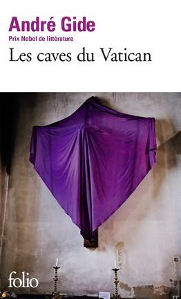 Couverture du livre : Les Caves du Vatican