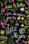 couverture Les Derniers Jours de Rabbit Hayes