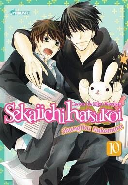 Couverture du livre : Sekai ichi Hatsukoi, tome 10
