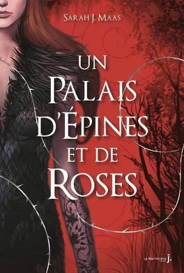 Couverture du livre : Un palais d'épines et de roses