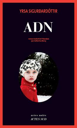 Couverture du livre : ADN