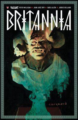 Couverture du livre : Britannia