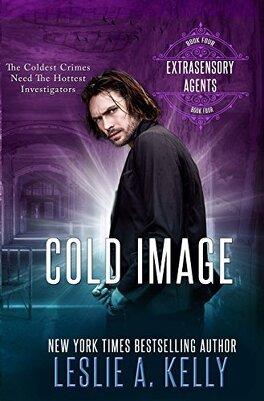 Couverture du livre : Extrasensory Agents, Tome 4 : Cold Image