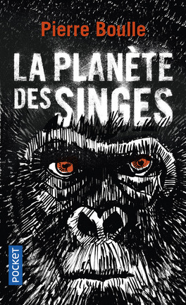 Couverture du livre : La Planète des singes