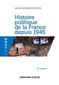 Histoire politique de la France depuis 1945