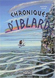 Couverture du livre : Chroniques d'Iblard: Le pays des laputa