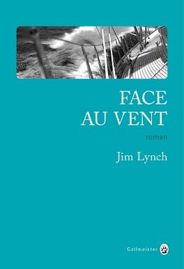 Couverture du livre : Face au vent