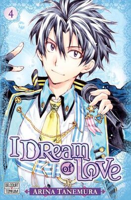 Couverture du livre : I dream of love, tome 4