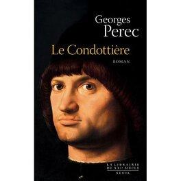 Couverture du livre : Le Condottière