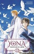 Yona - Princesse de l'Aube, tome 22