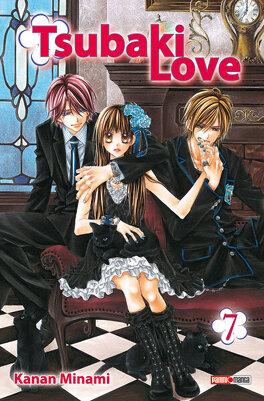 Couverture du livre : Tsubaki Love, Tome 7