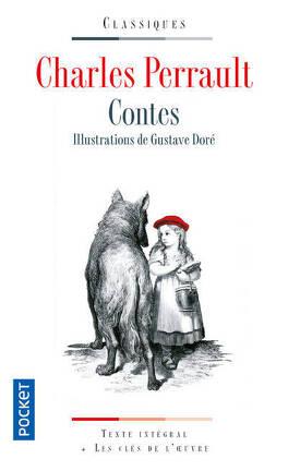 Couverture du livre : Contes : texte intégral + guide de lecture