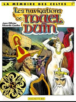 Couverture du livre : Les navigations de Mael Duin