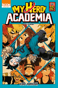My Hero Academia, Tome 12 : L'Examen