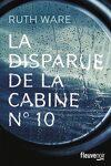 couverture La Disparue de la cabine n° 10