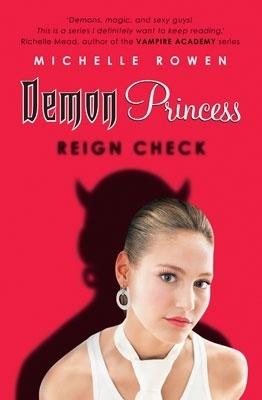 Couverture du livre : Demon princess, tome 2 : Reign Check