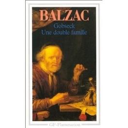 Couverture du livre : Gobseck