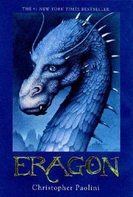 Couverture du livre : L'Héritage, Tome 1 : Eragon