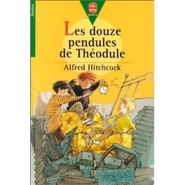 Couverture du livre : Les Douze Pendules de Théodule