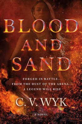 Couverture du livre : Blood and Sand