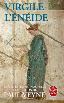 Couverture du livre : Énéide