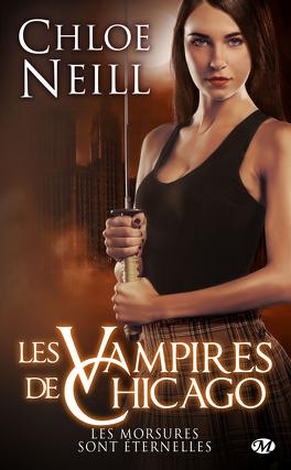 Couverture du livre : Les Vampires de Chicago, HS : Les Morsures sont éternelles
