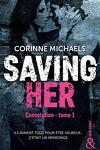 couverture Consolation, Tome 1 : Saving Her