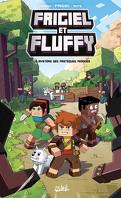 Frigiel et Fluffy (BD) Tome 1 : Le mystère des pastèques perdues