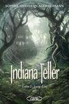 couverture Indiana Teller, Tome 2 : Lune d'Été