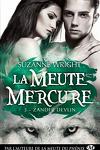 couverture La Meute Mercure, Tome 3 : Zander Devlin